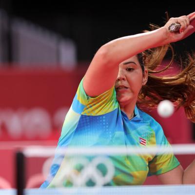 Adriana Díaz regresa triunfante en Túnez tras las Olimpiadas