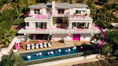 Casa de Barbie sorprende en la plataforma Airbnb