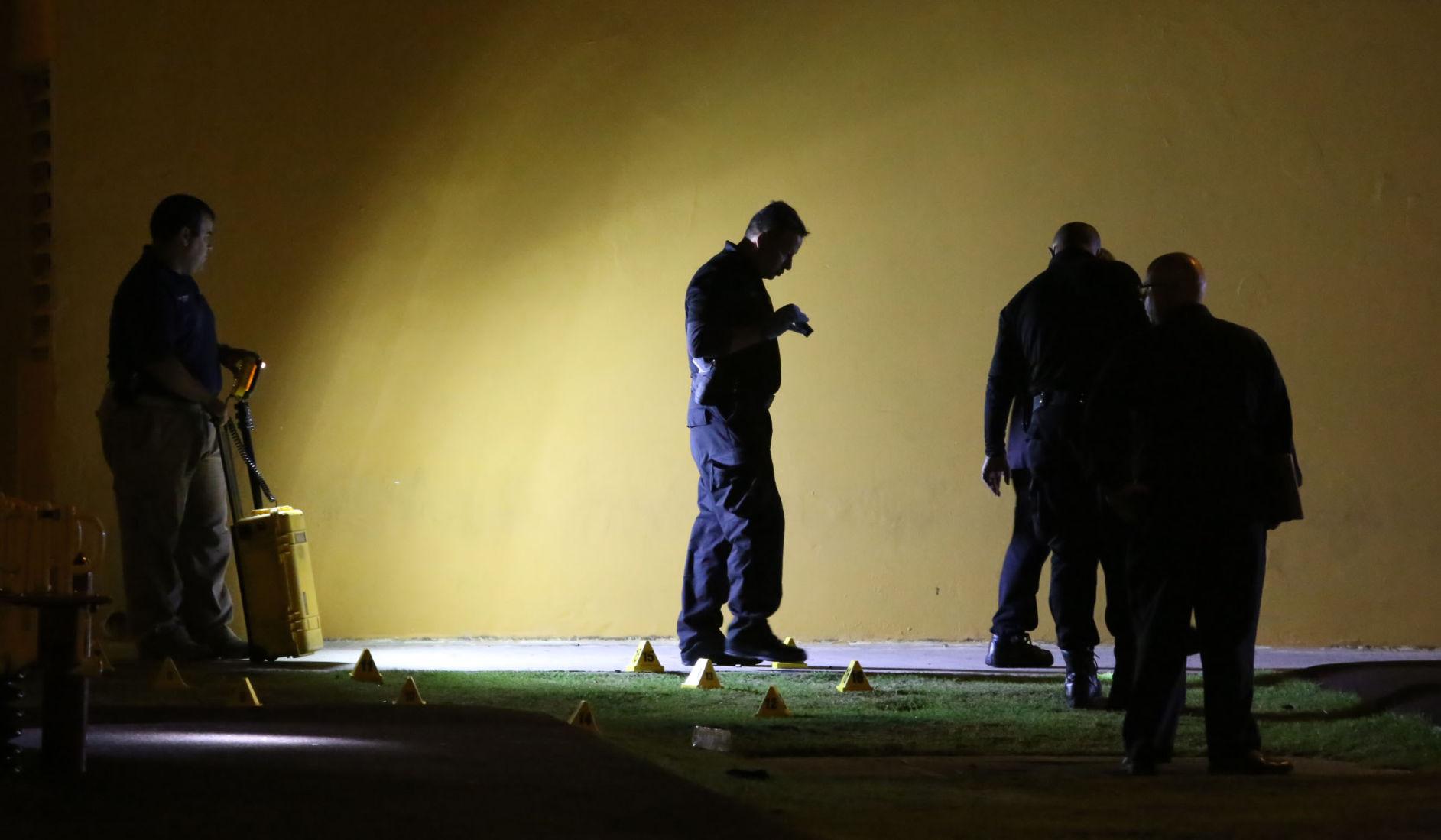 Suman seis las muertes violentas en el fin de semana