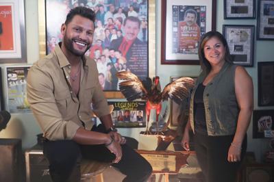 La familia y un ahijado de Tito Rojas cumplen su voluntad musical y lanzan una canción en su honor