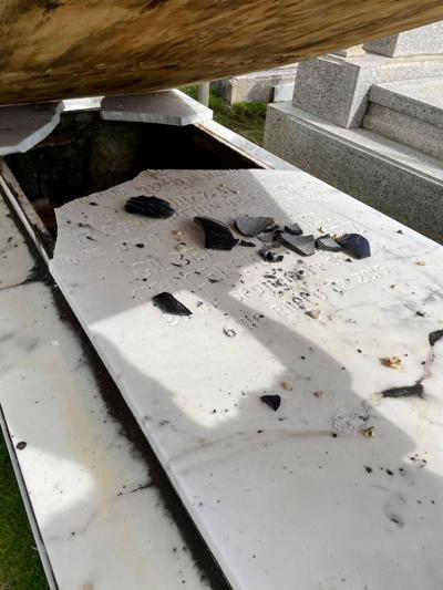 Masonería Patriótica condena vandalismo en tumba de Don Gilberto Concepción de Gracia
