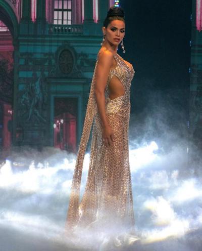 Los trajes favoritos en las redes sociales de la preliminar de Miss Universe Puerto Rico 2021