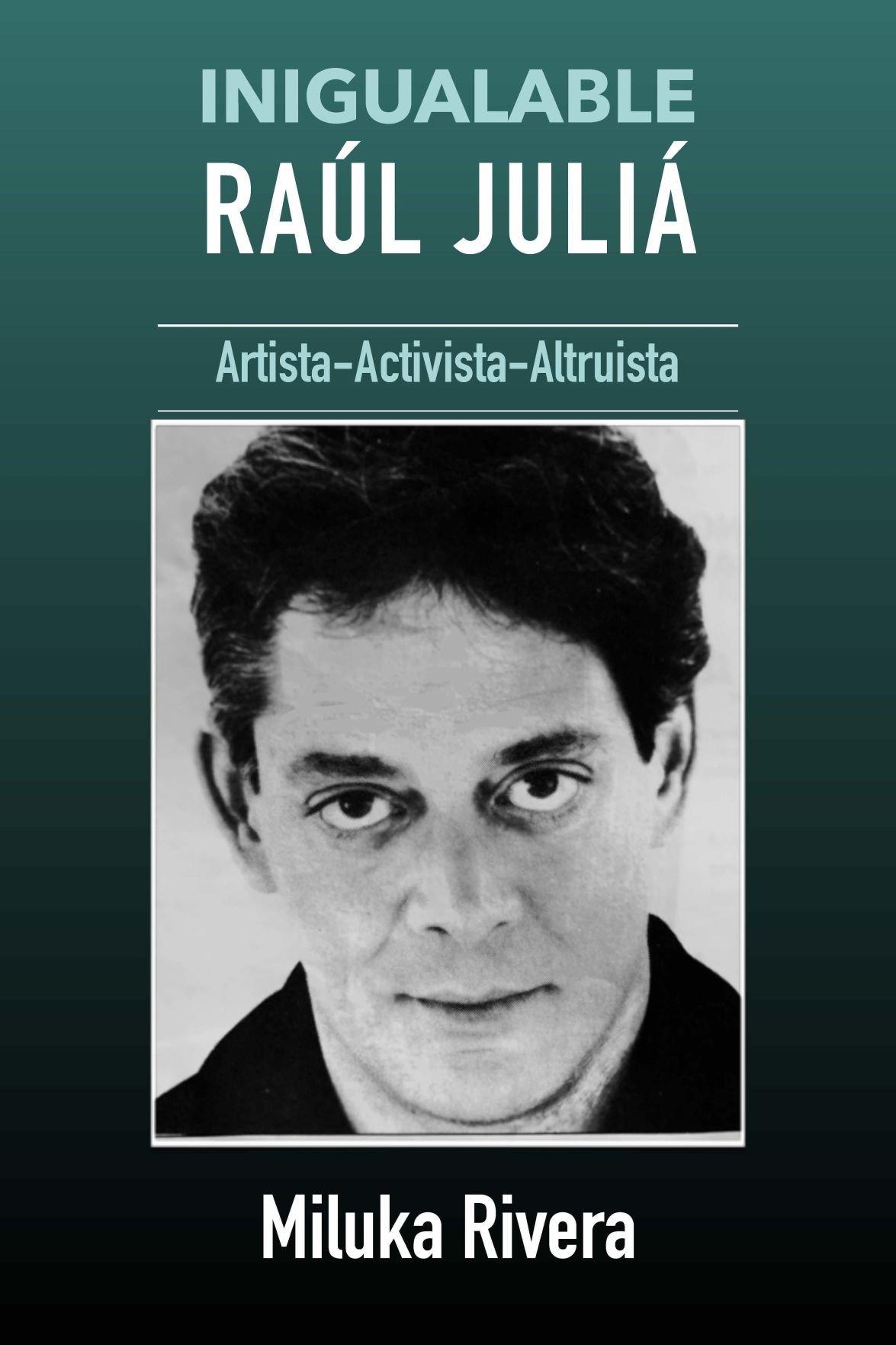 Raul Julia portada