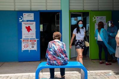 Piden desinfección en centros de votación
