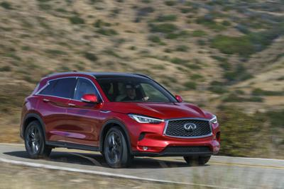 INFINITI reports Canadian sales for January 2019