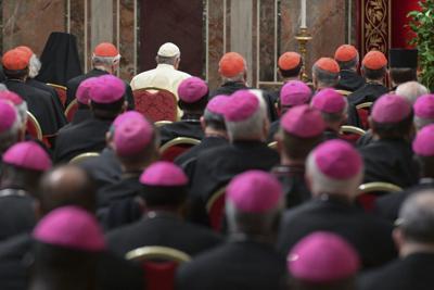 El Vaticano pide investigar incendio en catedral de Managua