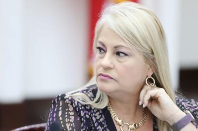 Filtran audio en el que gobernadora reclama a legisladores por atacarla