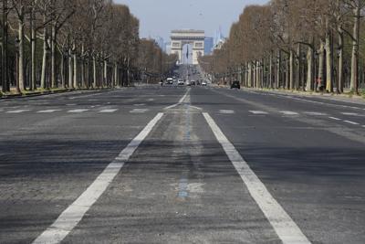 Contaminación auditiva en París disminuye por coronavirus