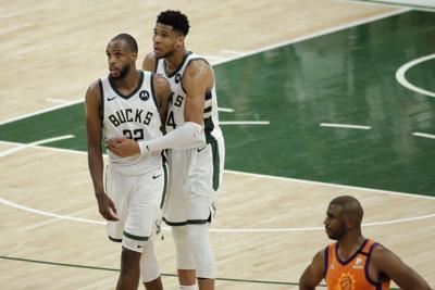 Los Bucks empatan las Finales de la NBA ante los Suns