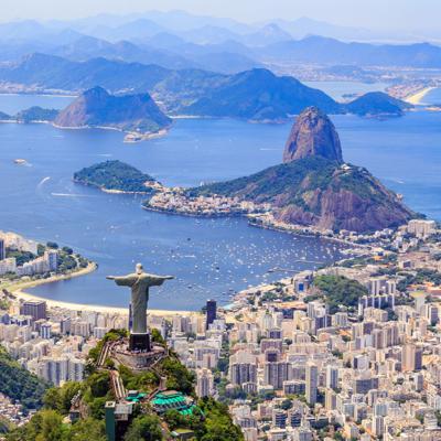 Samba y más en Río...