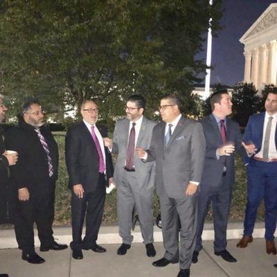 Delegación del PPD detalla expectativas sobre vista en Supremo federal