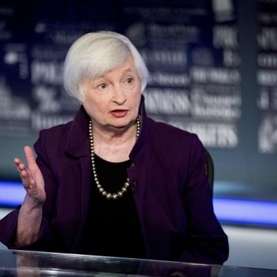 Senado confirma a Janet Yellen como secretaria del Tesoro