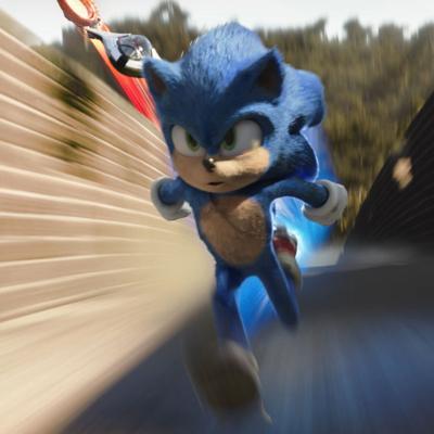 Sonic: The Hedgehog, la más taquillera en Norteamérica