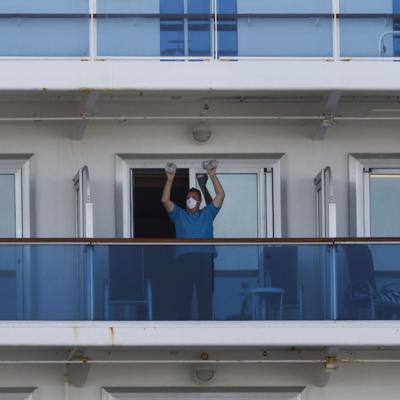 Crucero que salió de Puerto Rico está varado en Barbados