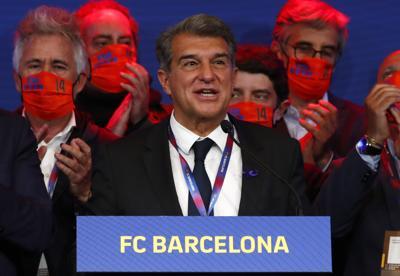Barcelona mantiene su apoyo a la Superliga