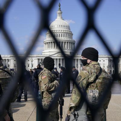 Alerta máxima ante otro posible asalto al Capitolio