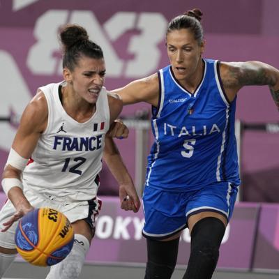 El baloncesto en formato 3x3 pasa de la calle a debut olímpico