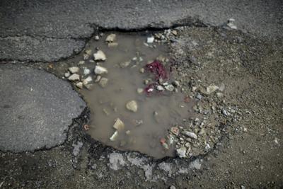 """""""Las carreteras están intransitables"""""""
