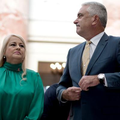 Superadas las diferencias entre la gobernadora y Rivera Schatz