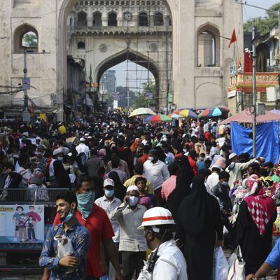 Preocupa la llegada del virus a zonas rurales de India