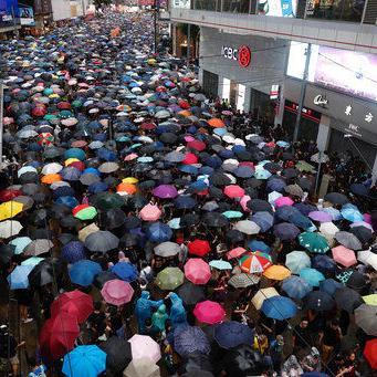 China critica Taiwán por asilo a manifestantes en Hong Kong
