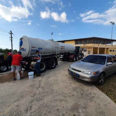 Estado de emergencia en Mayagüez ante avería de la AAA