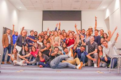 Startup Weekend celebra futuros empresarios