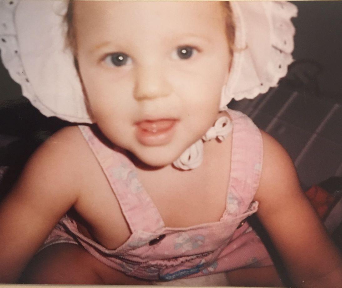 Madison Anderson bebé