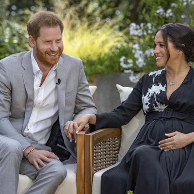 Entrevista de Meghan y Enrique remece a la realeza británica