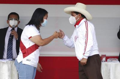APTOPIX Peru Elections