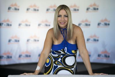 Melina León recibirá plasma para combatir el Covid-19