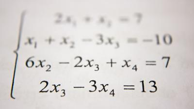 Lecciones de matemáticas para niños y adolescentes