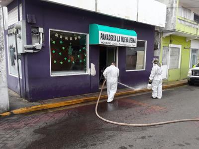 Barceloneta anuncia plan para desinfectar espacios públicos