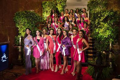 Variada representación de la mujer boricua en Miss Universe Puerto Rico