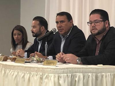 Alcaldes asociados Bahamas