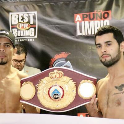 Lobo Torres y Carlos Portillo cumplen con la báscula