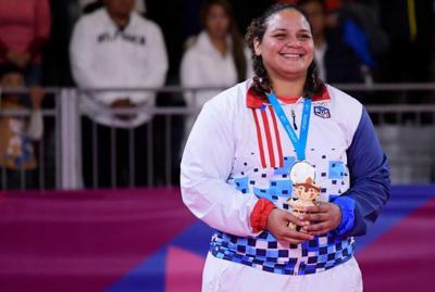 """Melissa Mojica: """"Esta medalla ha sido un renacer"""""""