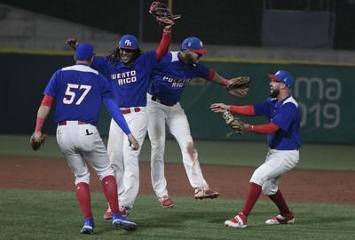 Puerto Rico se lleva su primer oro en el béisbol panamericano