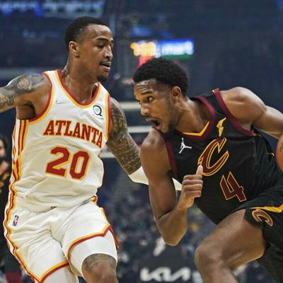 Los Cavaliers de Cleveland consiguen su primera victoria de la temporada en la acción de la NBA