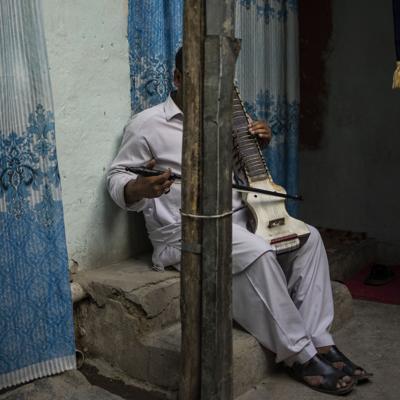La música, otra víctima del Talibán en Afganistán