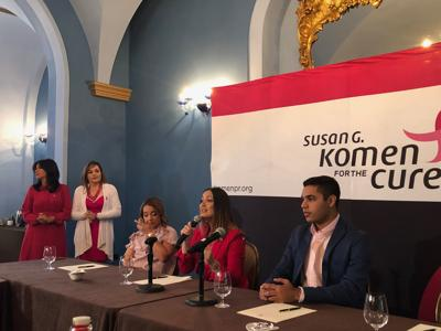 Adamari López y Karla Monroig en vivo por ellas