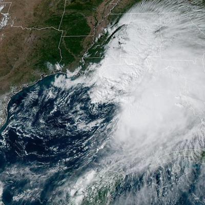 Tormenta Nestor podría afectar el norte de Florida