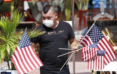 EEUU: Crece preocupación por virus en fin de semana feriado