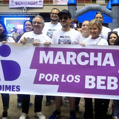 March of Dimes celebra éxito en Marcha por los Bebés 2019