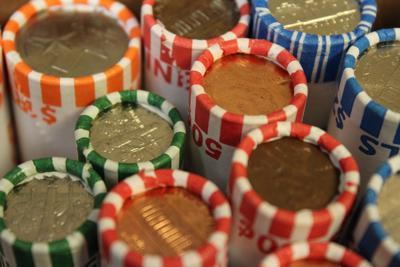 Aumenta la distribución de monedas