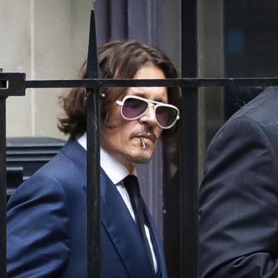 Johnny Depp niega violencia durante matrimonio