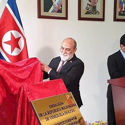 Venezuela abre embajada en Corea del Norte