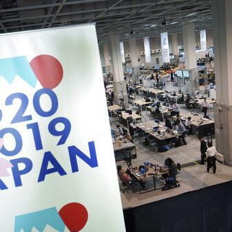 Presidente de China, líderes, llegan a Osaka para cumbre G20