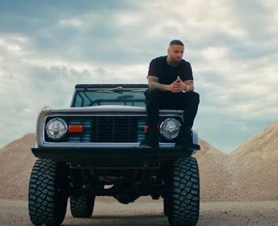 """Nicky Jam estrena nuevo video musical de su balada """"Melancolía"""""""