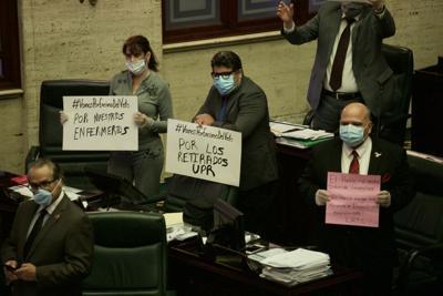 Rechazan propuesta para retar vetos